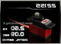 Mini Servo Digital Power HD for 5.7lbs with Gears in Metal H