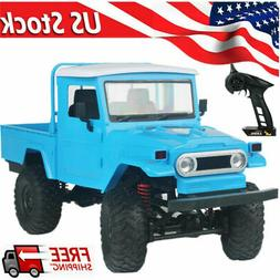 MN-45 RC Crawler 2.4G 4WD Racing Off-road Truck 4x4 1/12 RC
