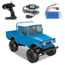 MN-45 RC Crawler 2.4G 4WD Racing Off-road Truck 4x4 1/12 Sca