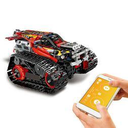 MoFun RC Car Building Blocks Set Off-road Vehicle Toys APP C