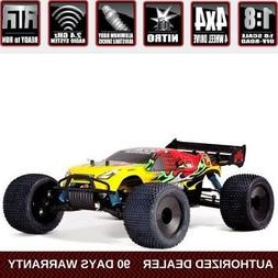 REDCAT RACING Monsoon XTR 1/8 Scale Nitro RC Truggy Tuned Pi