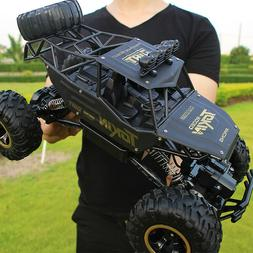 Monster Truck 2.4G RC Rock Climbing Car Off-Road Remote Cont