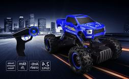 Monster Truck 4WD Dual Motors Rechargeable Off Road Remote C