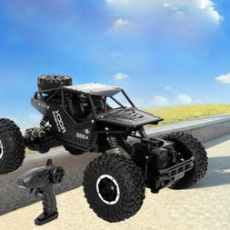 Monster Trucks RC Car 1/18 2.4G Rock 4WD Off Road Vehicle RT