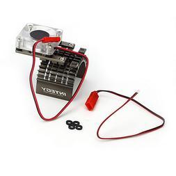 Integy Motor Heatsink and Cooling Fan, Gun INTC22470GUN