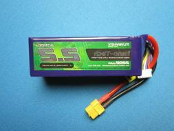 Turnigy Nano-Tech Plus 1000mAh 4S 14.8V 70C 140C LiPo Battery XT60 Race Drone