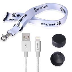 Smatree 1ft Lightning to USB Cable for DJI Phantom 4/ iPhone