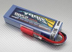 New Zippy 5200mAh 2S 7.4v 30C 40C Hardcase Lipo Battery Pack