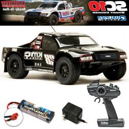 NEW Associated SC10 1/10 2WD Brushless RTR Truck w/Battery/C