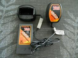 New Bright RC 9.6v NiMH Rechargeable Battery Pack Charger +