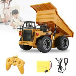 NEW Remote Control RC Dump Engineering Truck Vehicles Tracto
