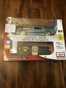 NEW Maisto TECH - 67 Ford Mustang GT -  Radio Control  Car 1