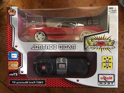 NEW Maisto TECH - 67 Ford Mustang GT -  Radio Control  Car