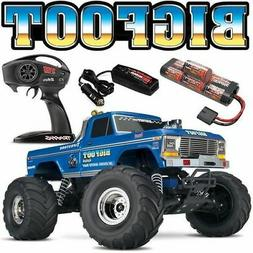 new traxxas bigfoot classic 2wd rtr rc