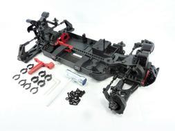 NEW Arrma Typhon 4x4 3s BLX Chassis Set Arms Body Motor Moun
