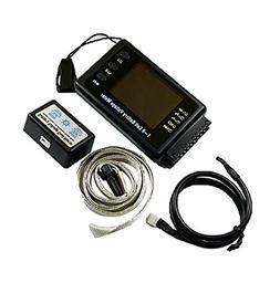 niceEshop 1s-8s RC Battery Capacity Checker Digital Voltage