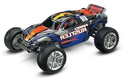 Traxxas Nitro Rustler: 2WD Stadium Truck with TQi 2.4 GHz Ra