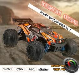 PXtoys NO.9302 1:18 2.4G 4WD RC Off-Road Truggy High Speed R