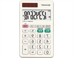 SHARP Notebook type calculator  With tracking New From Japan