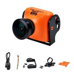 RunCam OWLPLUS FPV Camera 700TVL FOV 150 5-22V 0.0001 Lux fo