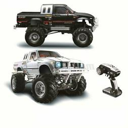 HG P407 1/10 4WD 3CH Rally RC Car Off-Road Pickup Truck Raci