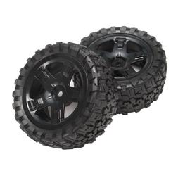 REMO P6971 Tires Assembly RC Car Parts f
