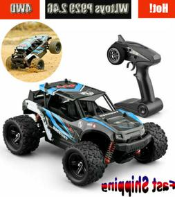 WLtoys P929 2.4G Frequency 4WD Remote Control Electric Vehic