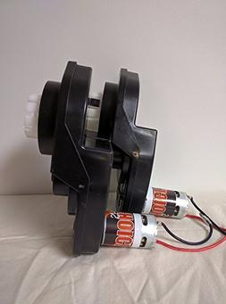 PAIR of Power Wheels Gearboxes LARGE AXLE UPGRADE KIT  ALL M