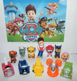 Decorations & Cake Toppers TV & Movie Character Toys Paw