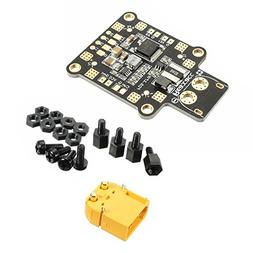 PDB-XPW PDB XT60 Power Distribution Board, RCmall W/ Current