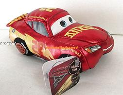 Pixar Cars 3 - Talking Rust-Eze Racing Center Wrap Lightning
