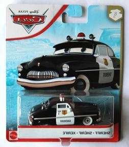 Disney/Pixar Cars Die-cast Sheriff Vehicle