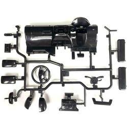 Hercules Plastic Car Dashboard Parts 1/10 DIY Benz G500 RC V