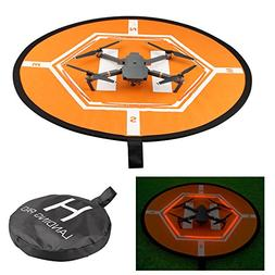 Cheerwing Portable Drone Landing Pad Double Size Foldable Ap