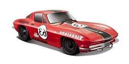 Maisto R/C 1:24 Scale 1963 Corvette Radio Control Vehicle