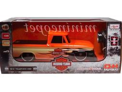 MAISTO R/C RADIO REMOTE CONTROL CAR HARLEY DAVIDSON 1964 CHE