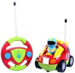 Race Car Radio Control Toy for Toddlers-Vehicle,Play,Game,Ba