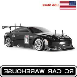 HSP Racing Drift RC Car 4wd 1:10 Electric Vehicle On Road Fl