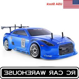HSP Racing Drift RC Car 4wd 1:10 Electric Vehicle On Road RT