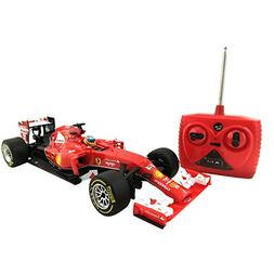 Radio Remote Control 1/18 Ferrari F14-T Formula One Racing C