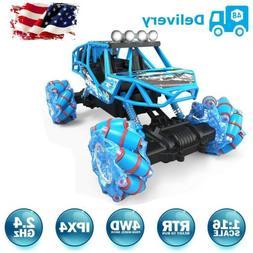 Radio Remote Control Cars 2.4G Car Toys Fast 15km/H Racing M