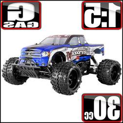 Redcat Racing Rampage XT 1/5 Scale Gas 4WD RC Truck Blue NEW