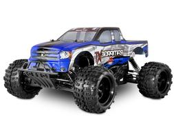 Redcat Racing Rampage XT Gas Truck, Blue, 1/5 Scale
