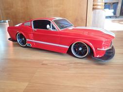RARE RC R/C MAISTO 1967 FORD MUSTANG GT 1:12 CAR/Battery Onl