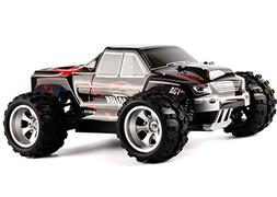 RC 4WD Car 1:18 Scale 2.4G 50KM/H WLtoys A979 Remote Control