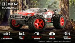 RC Auto Vatos 1:12 The Brave 4x4 2.4Ghz Radio Control Auto 4