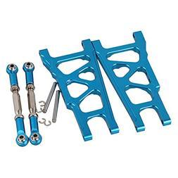 Mxfans RC Blue Aluminum Alloy SLA007 SLA013 Front/Rear Suspe