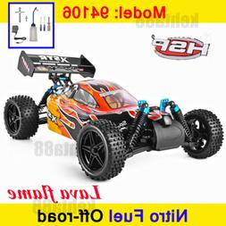 HSP RC Car 1:10 4wd 65km/h High Speed Vehicle Nitro Gas Powe