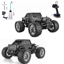 HSP RC Car 1:10 4WD Nitro Gas Powered High Speed RTR OffRoad
