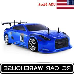 HSP Rc Car 1:10 4wd On Road Drift Car Brushless High Speed H